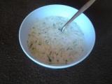 Okurkový salát s kefírem recept