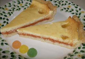 Něžný linecký koláč