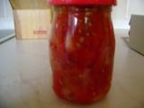 Rajčata ve vlastní šťávě recept