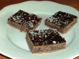 Kakaové řezy 2 recept