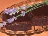 Cuketové brownies recept