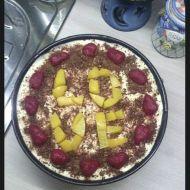 Kouzelný tvarohový dort recept
