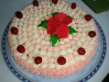 Vanilkový krém na dort recept