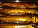 Domácí uzená makrela recept