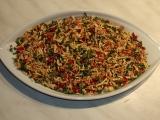 Sušená zelenina jako koření recept