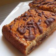 Tvarohový koláč s brusinkami recept