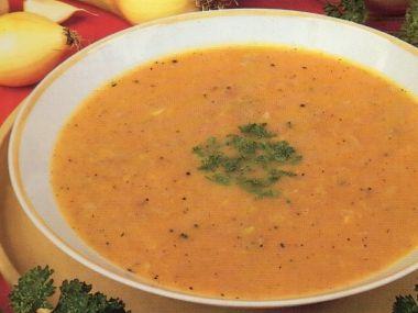 Polévka z kotrče