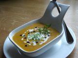 Asijská mrkvová krémová polévka recept