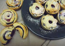 Makové křehké muffiny recept