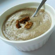 Banánovo-ořechový krém recept