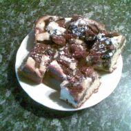 Rychlý koláč s mákem a švestkami recept