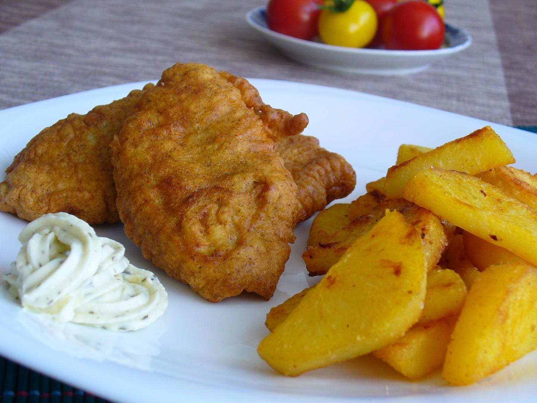 Kuřecí řízečky v hořčičném těstíčku recept
