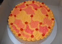 Mandarinkový dort recept
