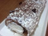 Kakaová roláda ježeček recept