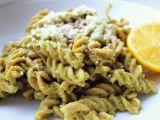 Těstoviny s avokádem recept