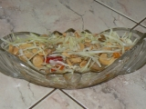 Indický salát recept