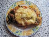 Zapečené kuřecí prsíčka s žampionovou nádivkou recept ...