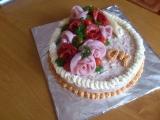 Aspikový dort z pařížského salátu recept