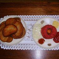 Domácí tatarský biftek recept