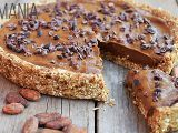 Čokoládový koláč  nepečený recept