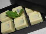Pralinky podomácku Zázvorové bonbony s bílou čokoládou a ...