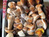 Kadlíkovy pečené hříbky recept