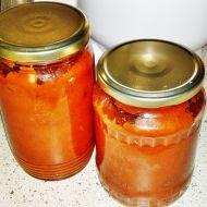 Meruňková marmeláda bez konzervantů recept