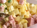 Bramborový salát po Chorvatsku recept