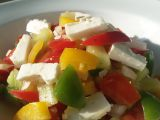 Šopský salát  šopák recept