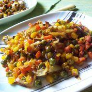 Zeleninová grilovaná příloha recept