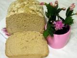 Cibulový chléb s jablečnou vlákninou bez lepku, mléka a vajec ...