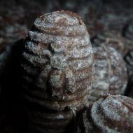 Kakaová vosí hnízda recept