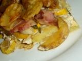 Zapékané brambory s cuketou recept