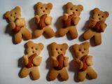Medvídci s mandličkami recept