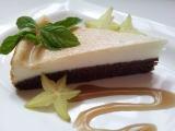Tvarohovo-smetanový koláč recept