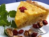 Podzimní dýňový koláč recept
