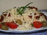 Italské krémové rizoto se sušenými rajčaty recept