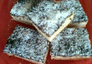 Cuketový koláč II.