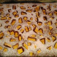 Kakaový koláč s jablky recept