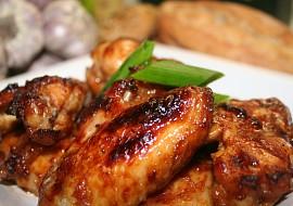 Pikantní kanadská kuřecí křídla recept
