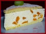 Tvarohovošlehačkový dort recept