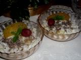 Tvarohová rýže s kompotem recept
