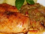 Kuřecí prsa na paprice a rajčatech recept