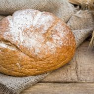 Domácí chleba bez hnětení recept