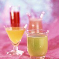 Okurkový koktejl recept