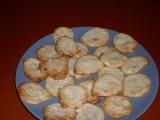 Marokánky s arašídy recept