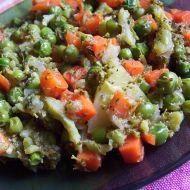 Zeleninová příloha recept