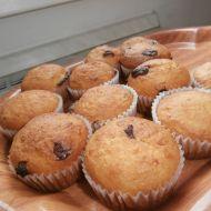 Kokosové muffiny recept