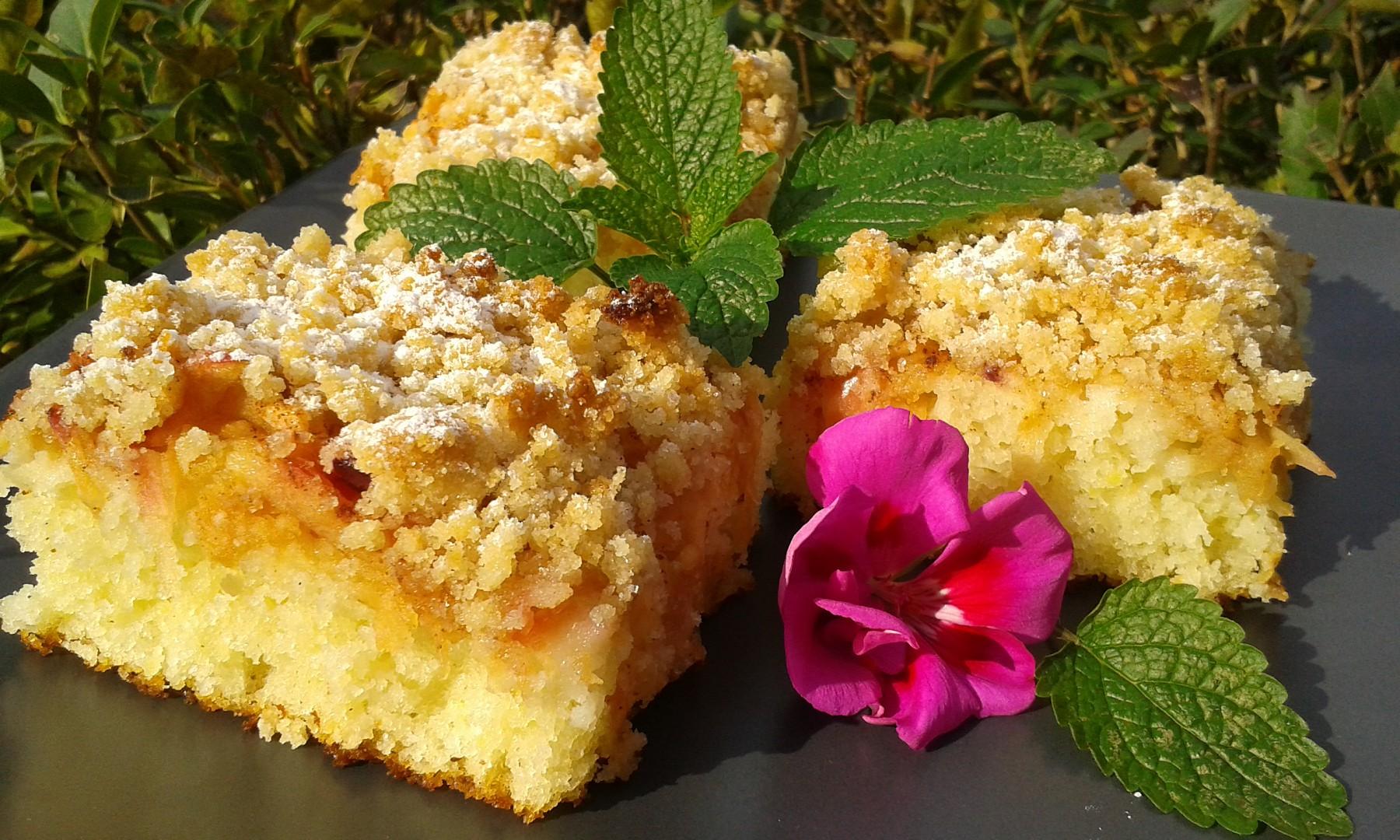 Jablkový koláč z kyšky recept