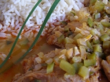 Roštěná ze sojových plátků recept
